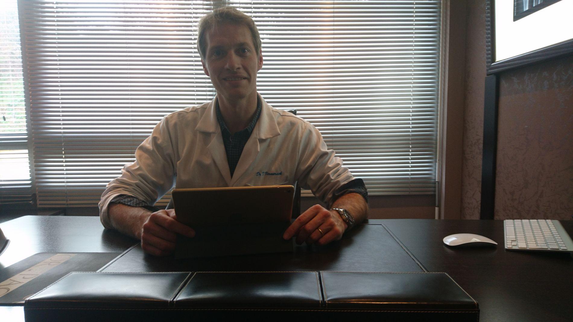 Arrivée d'un nouveau orthopédiste